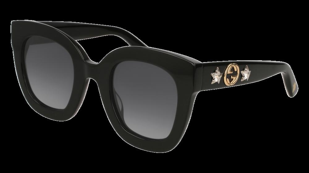 Gucci GG0208S-001 Opulent Luxury