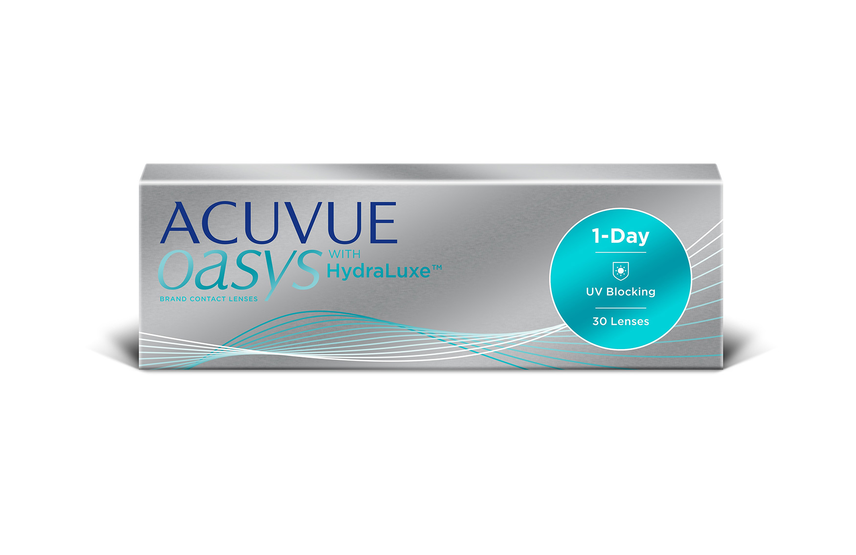 Acuvue Oasys 1-day With Hydraluxe (30 Lenti)