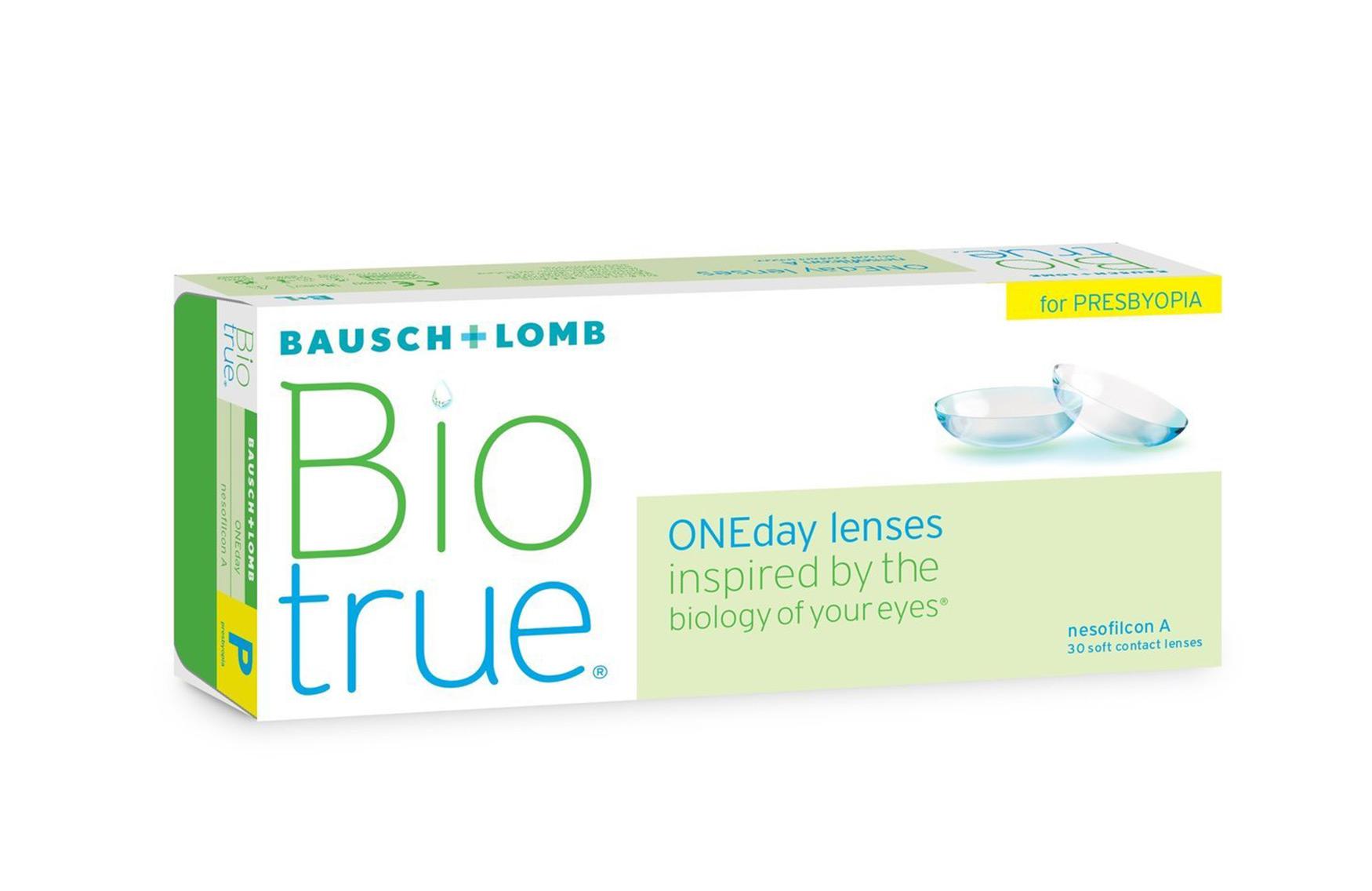 Biotrue Oneday For Presbyopia (30 Lenti)