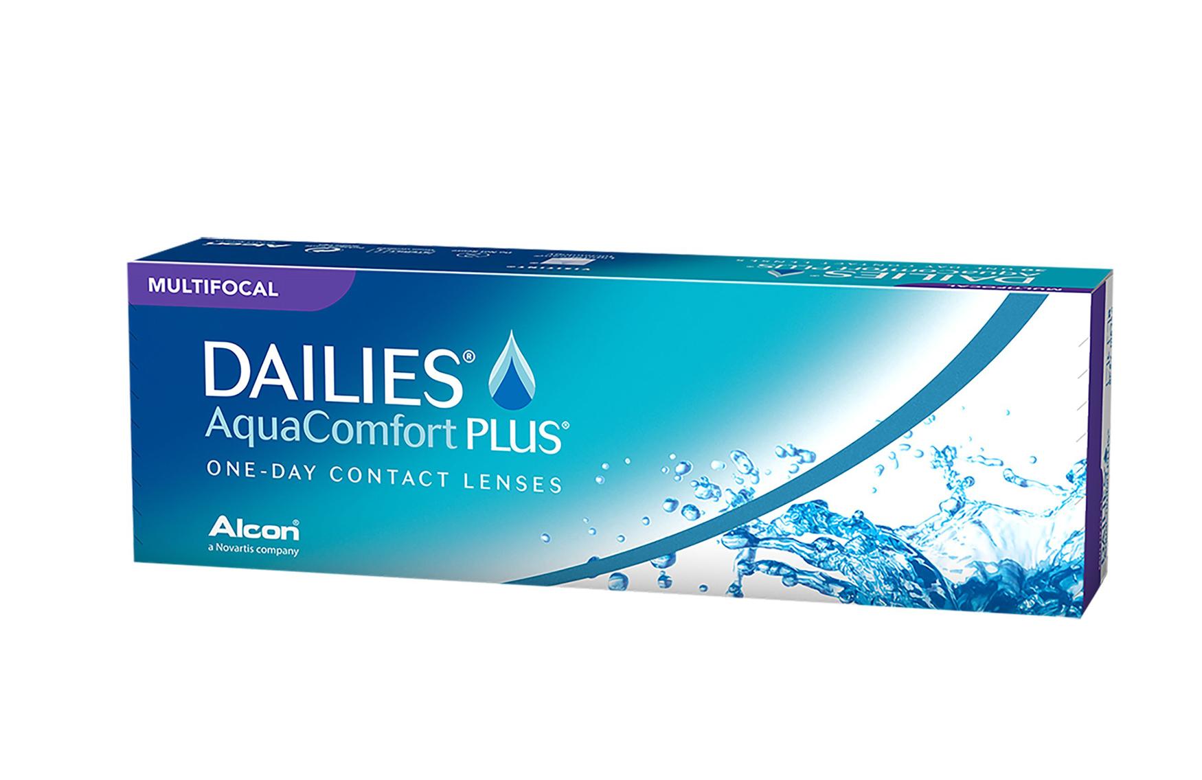 Dailies Aquacomfort Plus Multifocal (30 Lenti)